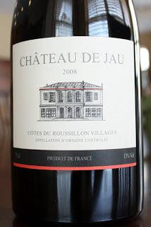 2008_Chateau_de_Jau_Cotes_du_Roussillon_Villages