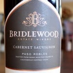Bridlewood Paso Robles Cabernet Sauvignon – Mocha and Molasses