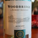 Woodbridge by Robert Mondavi Moscato 2010 – An Easy Choice