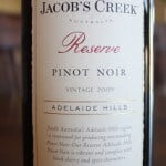 2009-Jacob's-Creek-Reserve-Pinot-Noir