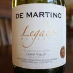 De Martino Legado Reserva Chardonnay 2010 – Tour of Chile Part 2 (Coastal Whites)