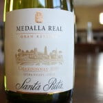 Santa Rita Medalla Real Gran Reserva Chardonnay 2010 – Tour of Chile Part 2 (Coastal Whites)