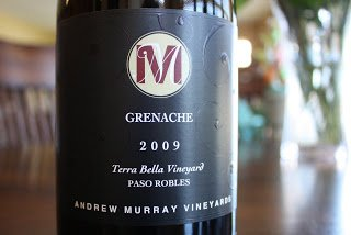 2009-Andrew-Murray-Vineyards-Terra-Bella-Grenache