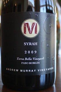 2009-Andrew-Murray-Vineyards-Terra-Bella-Syrah