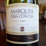 Concha Y Toro Marques De Casa Concha Chardonnay – Tour of Chile Part 2 (Coastal Whites)