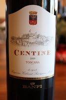 2009_Banfi_Centine_Toscana_Rosso