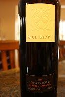 2009_Caligiore_Reserve_Malbec
