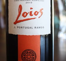 Loios Vinho Tinto from J Portugal Ramos – Fruit, Fruit and More Fruit