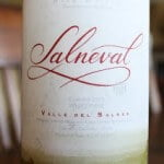 Salneval Albarino 2010 – An Albarino A Day Keeps The Heat At Bay