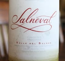 Salneval Albarino – An Albarino A Day Keeps The Heat At Bay