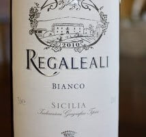 Tasca d'Almerita Regaleali Bianco Sicilia – A Super Summertime Sicilian