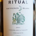 Veramonte Ritual Sauvignon Blanc 2011 – Tour of Chile Part 2 (Coastal Whites)