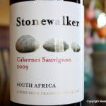Franschhoek Cellars The Stonewalker Cabernet Sauvignon 2009 – A Fruity Good Time