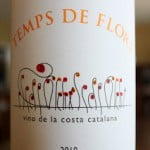 Temps de Flors Vino de la Costa Catalan 2010 – True To Its Name