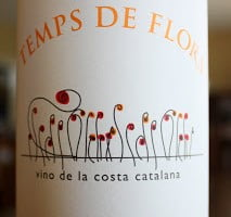 Temps de Flors Vino de la Costa Catalan – True To Its Name
