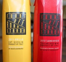 Fuori Strada Off Road Sangiovese and Grillo by Monte Bernardi – Old Fashioned Goodness In A Modern Package