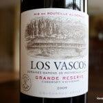 Los Vascos Grande Reserve Cabernet Sauvignon 2009 – A Finely Tuned Cabernet
