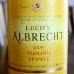 2009-Lucien-Albrecht-Riesling-Reserve