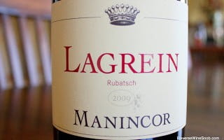 Manincor Lagrein Rubatsch – Lovely Lagrein, Wines From Alto Adige Wine #2