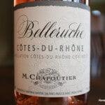2011-M-Chapoutier-Belleruche-Cotes-du-Rhone-Rose1