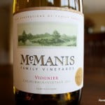 McManis Family Vineyards Viognier 2011 – Don't Call It A Comeback