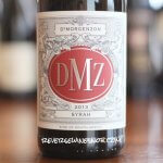 DeMorgenzon DMZ Syrah - Smoking!