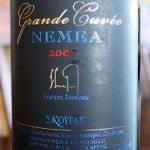 Domaine Skouras Grande Cuvee Nemea 2007 – Who Knew?