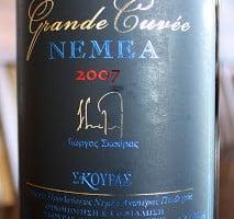 Domaine Skouras Grande Cuvee Nemea – Who Knew?