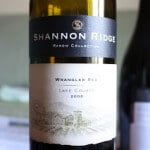 Shannon Ridge Lake County Wrangler Red – Six Grapes, One Beautiful Blend