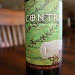 Bonny Doon Vineyard Contra Old Vine Field Blend – Deep, Dark and Delicious