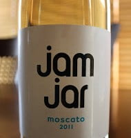 Jam Jar Moscato 2011 – Truth In Advertising
