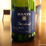 Raats Original Unwooded Chenin Blanc – A Natural Beauty