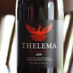 Thelema Mountain Red 2009 – Bold, Smooth and Spicy