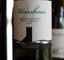 Colterenzio Weisshaus Pinot Bianco – Wines From Alto Adige Wine #6
