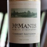 McManis Family Vineyards Cabernet Sauvignon 2010 – An Everyday Cabernet