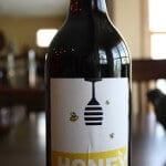 Honey Badger Sweet Red Wine 2011 – Don't Like Sweet Red Wine? Honey Badger Don't Care!