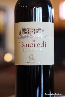 2008-Donnafugata-Tancredi-Sicilia-Rosso