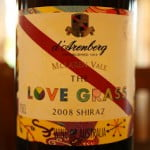 d'Arenberg The Love Grass Shiraz 2008 – Big, Fruity And Savory With a Touch of Bacon