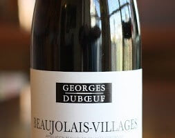 2011-Georges-Deboeuf-Beaujolais-Villages