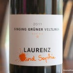 Laurenz V. Singing Gruner Veltliner – Awesome Austrians Wine #2