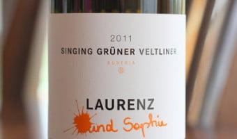 Laurenz V. Singing Gruner Veltliner – Awesome Austrians Wine #2