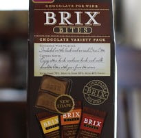 Brix Bites Chocolate For Wine – A Double Delight