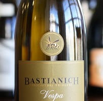 Bastianich Vespa Bianco – Equal Parts Savory And Sweet