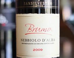 2009-Cantine-San-Silvestro-Brumo-Nebbiolo-d-Alba