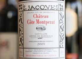 Chateau Cote Montpezat Cuvee Compostelle 2009 – More Budget Bordeaux