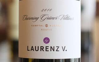 Laurenz V. Charming Gruner Veltliner – Awesome Austrians Wine #4