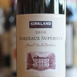 Kirkland Signature Bordeaux Superieur 2010 – A Bordeaux Bargain From Costco