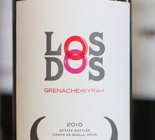 Los Dos Grenache + Syrah – Another Spanish Wonder