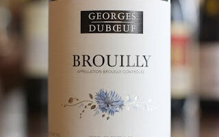Georges Duboeuf Brouilly 2011 – Simple, Jammy and Good