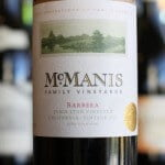 McManis Family Vineyards Barbera 2011 – A Little Bit of Italy Right Here in America
